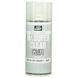 Mr.スーパークリアー B513 光沢 170ml