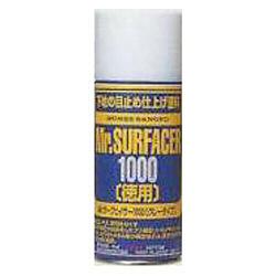 B519 Mr.サーフェーサー1000 徳用スプレー 170ml