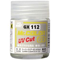 Mr.カラー GX112 スーパークリアーIII UVカット(光沢)