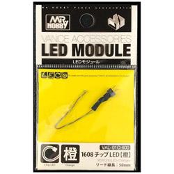 LEDモジュール 1608チップLED 橙
