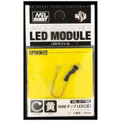 LEDモジュール 1608チップLED 黄