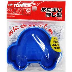 トミカ おにぎり押し型1P LKO1