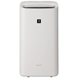 SHARP(シャープ) KI-LD50-W 除加湿空気清浄機 ホワイト系 [適用畳数:21畳 /最大適用畳数(加湿):11畳 /PM2.5対応]