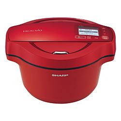SHARP(シャープ) KN-HW16FR 水なし自動調理鍋 HEALSIO(ヘルシオ)ホットクック