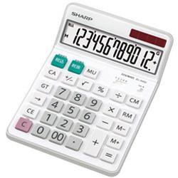 セミデスクトップタイプ電卓 (12桁) EL-S452X