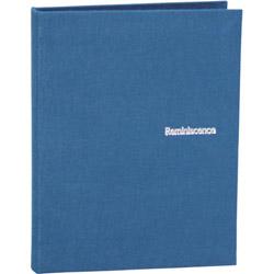 レミニッセンス ポケットアルバム ブルー (カードサイズ 80枚) XP-80C-BU