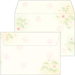 16-1984 和ごころ封筒 松竹梅 洋2(10)