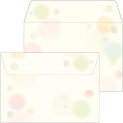 16-1983 和ごころ封筒 水玉 洋2(10)