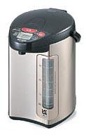 CV-DG40-XJ(ステンレスブラウン) マイコン沸とう VE電気まほうびん(4.0L)