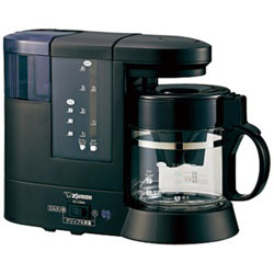 ZOJIRUSHI(象印マホービン) コーヒーメーカー 「珈琲通」 EC-CB40-TD ダークブラウン