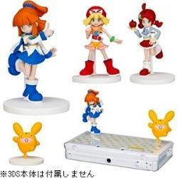 3DS用 ぷよぷよフィギュア付き 3DSカバーセット [HCV1598]