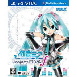 初音ミク -Project DIVA- f【PSV】   [PSVita]