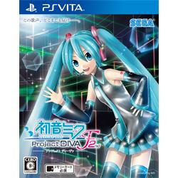 初音ミク -Project DIVA- F 2nd【PS Vitaゲームソフト】   [PSVita]