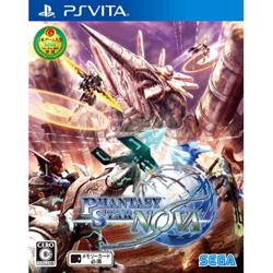 【店頭併売品】 PHANTASY STAR NOVA (ファンタシースターノヴァ) 【PS Vitaゲームソフト】