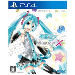 【在庫限り】 初音ミク -PROJECT DIVA- X HD 【PS4ゲームソフト】