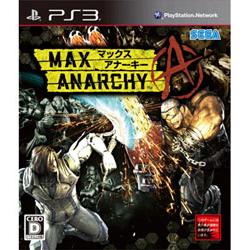 [使用] MAX ANARCHY [PS3]