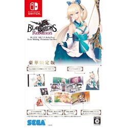 BLADE ARCUS Rebellion from Shining -Premium Fan Box- 【Switchゲームソフト】