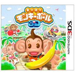 〔中古品〕スーパーモンキーボール3D【3DS】   [ニンテンドー3DS]