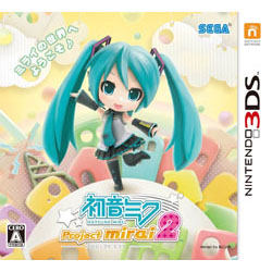 初音ミク Project mirai 2 通常版【3DS】   [ニンテンドー3DS]