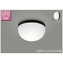 LED屋外・浴室ブラケット ユニットフラット形用[要電気工事]【ランプ別売】 LEDG85902(K)N ブラック
