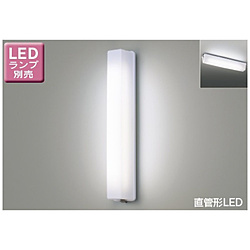 LED屋外ブラケット[防雨型 /要電気工事]【ランプ別売】 乳白 LEDB83901