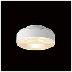 LEDユニットフラット形 700シリーズ φ75mm 中角 6.9W[口金GX53-1 /電球色 /700ルーメン] LDF7LWGX53/C7/700 樹脂乳白 [電球色 /LED]