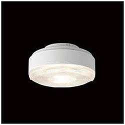 LEDユニットフラット形 700シリーズ φ75mm 中角 6.9W[口金GX53-1 /温白色 /740ルーメン] LDF7WWWGX53/C7/700 樹脂乳白 [LED]