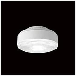 LEDユニットフラット形 700シリーズ φ75mm 中角 6.9W[口金GX53-1 /昼白色 /770ルーメン] LDF7NWGX53/C7/700 樹脂乳白 [昼白色 /LED]