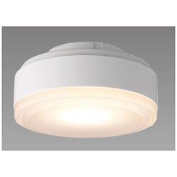 LEDユニットフラット形 400シリーズ φ75mm 広角 4.2W[口金GX53-1 /電球色 /410ルーメン] LDF4LHGX53/C7/400