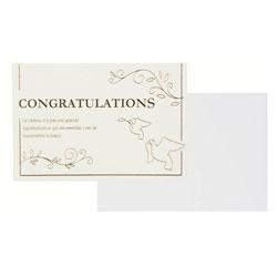 封筒付きギフトカード 鳥