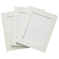MFスタンド L判 ホワイト 3枚セット 15462-4 ホワイト
