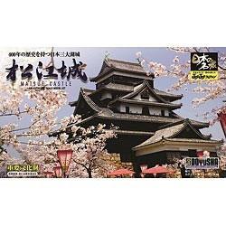 1/500 JoyJoyコレクション 松江城