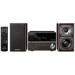【ハイレゾ音源対応】Bluetooth対応 コンパクトHi-Fiシステム(ブラック) XK-330-B【ワイドFM対応】   [ワイドFM対応 /Bluetooth対応 /ハイレゾ対応]