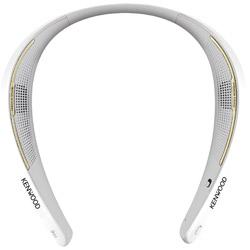 KENWOOD(ケンウッド) ネックスピーカー [Bluetooth対応] CAXNS1BTW