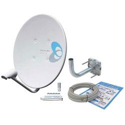 DX Antenna BS・110度CS デジタルアンテナセット BC453K