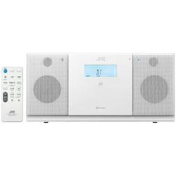 CDラジオ(ラジオ+CD)ホワイト NXPB30W 【ワイドFM対応】
