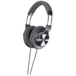 ヘッドホン HA-SD7-H グレー [φ3.5mm ミニプラグ /ハイレゾ対応]
