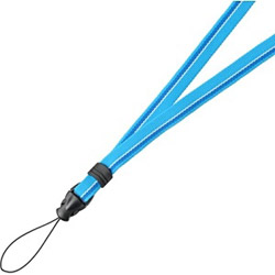 ネックストラップ チェアフル(ブルー) E-2205