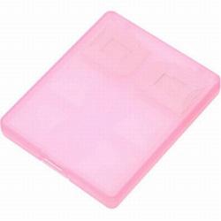メモリーカードアルバム 12枚用 E-5195 ピンク