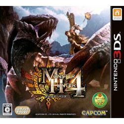 モンスターハンター4 【3DSゲームソフト】   [ニンテンドー3DS]