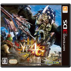 [Used] Monster Hunter 4G [3DS]