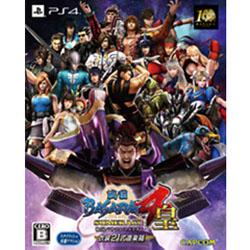 【在庫限り】 戦国BASARA4 皇 衣装21式道楽箱 【PS4ゲームソフト】