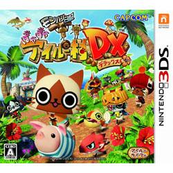〔中古〕 モンハン日記ぽかぽかアイルー村DX【3DS】