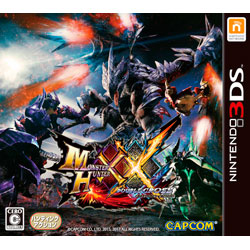 モンスターハンターダブルクロス 【3DSゲームソフト】