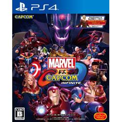 [使用]奇迹对Capcom:无限[PS4]