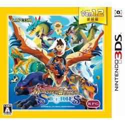 〔中古品〕 モンスターハンター ストーリーズ Ver.1.2 更新版【3DSゲームソフト】   [ニンテンドー3DS]