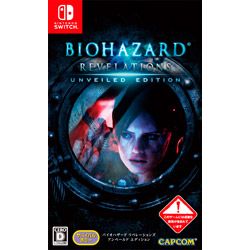 [Used] Resident Evil Revelations Anberudo editions [Switch]