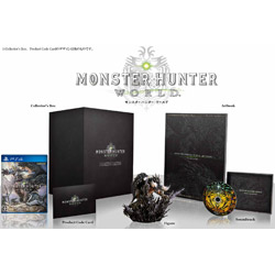[Used] MONSTER HUNTER: WORLD COLLECTOR'S EDITION [PS4]