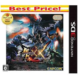 〔中古品〕モンスターハンターダブルクロス Best Price!【3DSゲームソフト】   [ニンテンドー3DS]