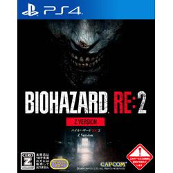 〔未開封品〕 BIOHAZARD RE:2 Z Version 通常版 【PS4】